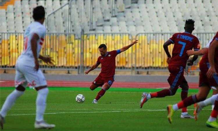 مباراة الزمالك اليوم أمام وبيراميدز والقنوات الناقلة   اهل مصر