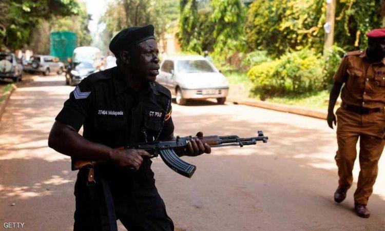 الشرطة في اوغندا