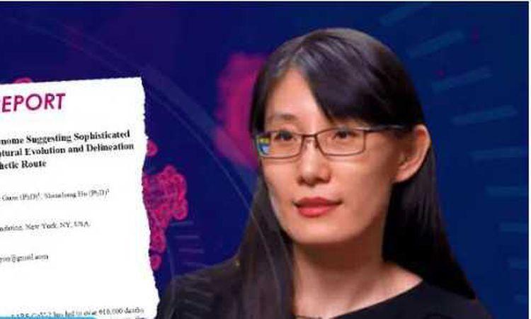 العالمة الصينية لي مينج يان