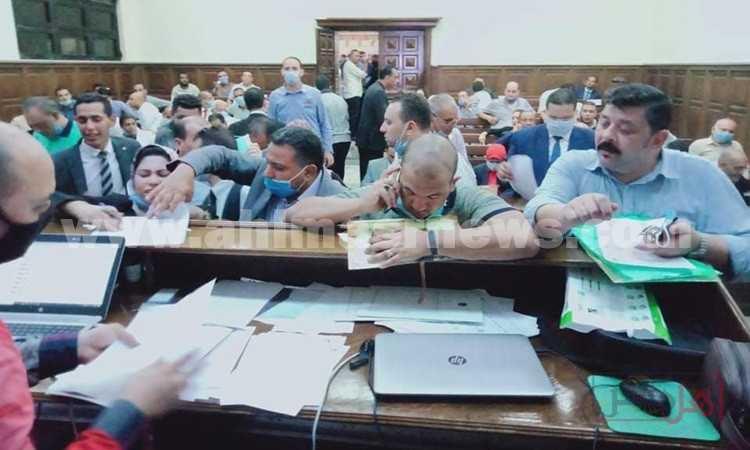 المتقدمون لانتخابات مجلس النواب بالإسكندرية