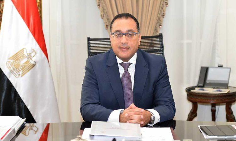 رئيس مجلس الوزراء مصطفى مدبولي