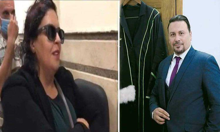 سيدة المحكمة والدفاع أحمد مهران