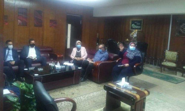 آليات دعم المشروعات الصغيرة والمتوسطة مع البنك المركزي المصري