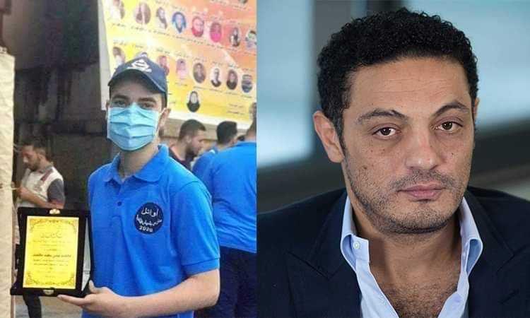 محمد علي الطالب ومحمد علي الهارب