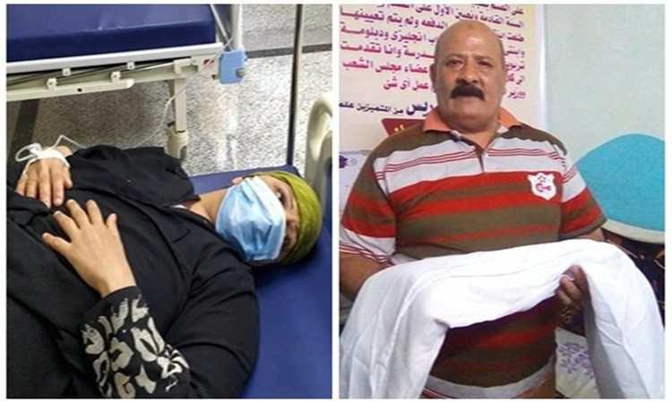 مواطن مصري يعتزم التجول في الشوارع حاملا كفنه بعد إضراب أسرته عن الطعام عقب أزمة نجلته