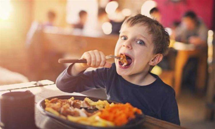 وجبات غداء الأطفال