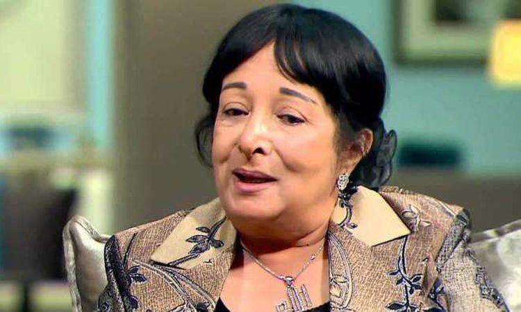 الفنانة القديرة سميرة عبد العزيز