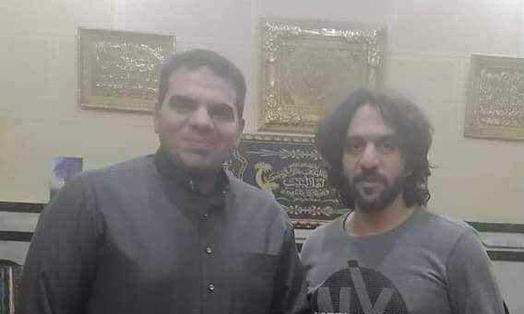 بهاء سلطان والشيخ أحمد على درويش