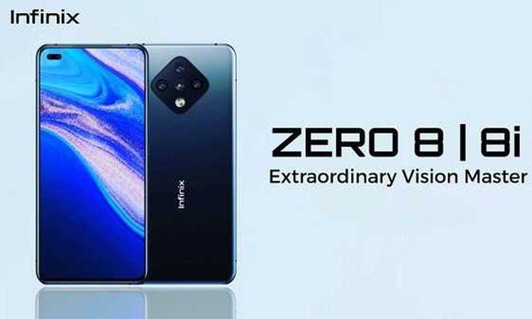 هاتف Zero 8 انفينكس