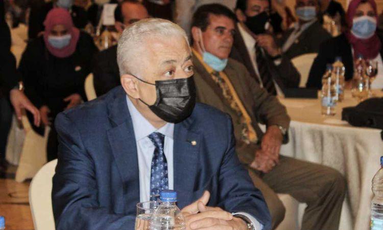 طارق شوقي وزير التربية والتعليم والتعليم الفنى